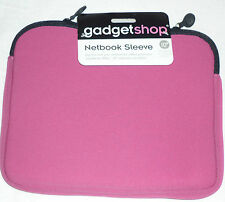 """GADGET SHOP NETBOOK SLEEVE 10"""" SUITABLE FOR iPADS, TABLETS"""