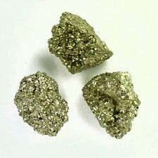 IRON PYRITE 1/4 Lb Lots Natural Chispa Crystal MInerals Fools Gold