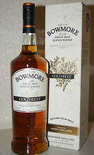 1 Liter ! BOWMORE GOLD REEF 43% Islay Single Malt Scotch Whisky -WKhi