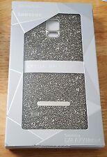 Swarovski Crystal Battery Cover Samsung Galaxy Note 4 Silver EF-ON910RSEGWW