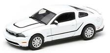 Greenlight Gl Muscle 1:64 - 2012 Ford Mustang 5.0 Gt Blanco - 13060
