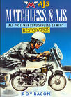 Book - AJS & Matchless Restoration Post-War Singles & twins by Roy Bacon