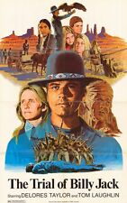 TRIAL OF BILLY JACK (1974 DVD ACTION TOM LAUGHLIN)