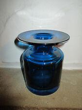 Gral-Glas Vase, Entw. H. T. Baumann