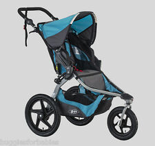 BOB 2016 Revolution Flex Jogging Stroller - Lagoon - New! U611857