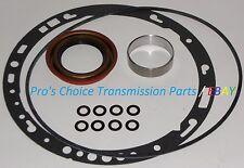 GM Turbo TH THM 350 350C Transmission Front Pump ReSeal Kit Bushing Gasket ORing