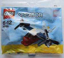 LEGO CREATOR - TRANSPORT PLANE POLYBAG - SET 30189 - BRAND NEW UNOPENED