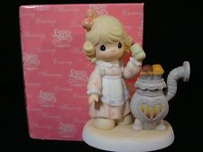 zj Precious Moments-Chapel Exclusive-Limited 1200 **HAND SIGNED BY SAM BUTCHER**