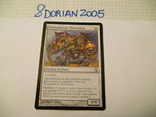 1x MTG Frantumatore Elettrofuso-Arcbound Crusher Magic EDH DKS Darksteel x1