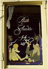 Bar Studio 14•Marijuana Café, Amsterdam•1984 Photo Dixie Solleveld POSTCARD