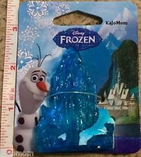 NEW Disney FROZEN Fish Aquarium Ornament Elsa's Mini ICE CASTLE PALACE FZR32