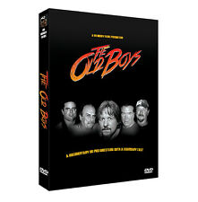 **NEW** THE OLD BOYS DVD WRESTLING DOCUMENTARY WWE WWF WCW ROH SHOOT INTERVIEW
