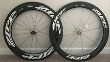 2012 New Zipp 808 Rear and 404 Front Tubular Wheel Set