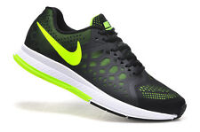 NIKE AIR ZOOM Pegasus 31 Running Trainers Shoes Gym  - UK 11.5 (EUR 47) Black