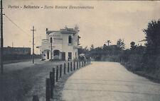 SA5095 - PORTICI NAPOLI - NUOVA STAZIONE CIRCUMVESUVIANA  VIAGGIATA 1931