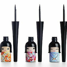 1PCS Doll Eyeliner Liquid Eye Liner Pen Pencil Make Up Cosmetic Waterproof Black