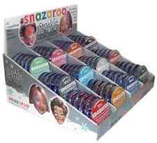 Snazaroo Face Paint - Complete Display - 60 x 18ml - RRP £312