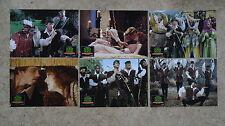 Q047 - Fotosatz ROBIN HOOD Helden in Strumpfhose/Robin Hood: Men in Tights 1993