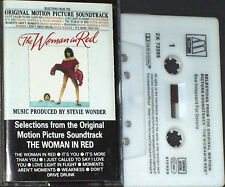 Stevie Wonder The Woman In Red Original Motion Picture Soundtrack CASSETTE