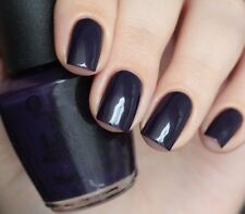 OPI Nordic ~VIKING IN A VINTER VONDERLAND~ Dark Purple Nail Polish Lacquer N49