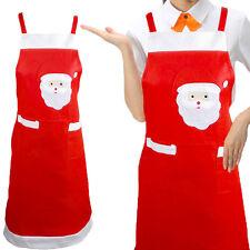 Festival Noël Adulte Aprom Père Noel Cuisinier Cuisine pour Décoration Fête