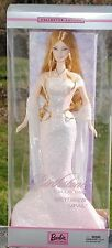 "BARBIE BIRTHSTONE COLLECTION ""OCTOBER"" OPAL BLONDE HAIR BEAUTIFUL NRFB"