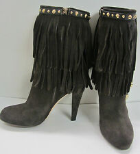 Gucci Fringe Suede Boots size 40