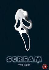 SCREAM - Trilogy (DVD) (3 Disc Box Set)*****
