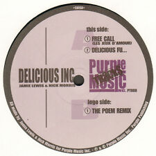 DELICIOUS INC. - Free Call (Les Jeux D'Amour) - Purple Tracks