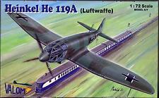 Valom Models 1/72 HEINKEL He-119A German Luftwaffe Bomber