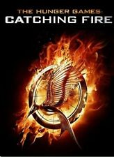 The Hunger Games - Catching Fire **NEW & SEALED** BLU RAY