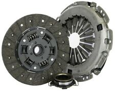 Toyota RAV 4 Mk II 2.0 D-4D 4WD 3 Pc Clutch Kit For Solid Flywheel 2001 To 2005