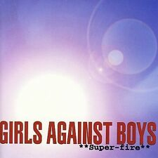 Girls Against Boys - Super Fire [EP]  / 1996 / Touch & Go /  CD