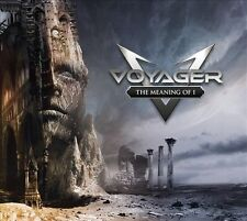 The  Meaning of I by Voyager (CD, Oct-2011, Sensory) PROG METAL SYMPHONY X