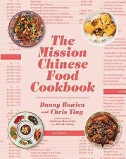The Mission Chinese Food Cookbook by Danny Bowien and Chris Ying (2015,...