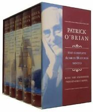 The Complete Aubrey/Maturin Novels by Patrick O'Brian
