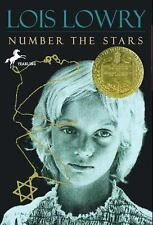 Acc, Number the Stars (Yearling Newbery), Lois Lowry, 0440403278, Book