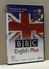 BBC ENGLISH PLUS - what are they doing? - UNIT10 [cd rom]