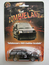 Zombieland Movie Tallahassee 2005 Cadillac Escalade Earnhardt Hot Wheels Custom