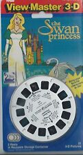 The SWAN Princess View-master Reels on Card NOS Unopened 1994 Movie TYCO