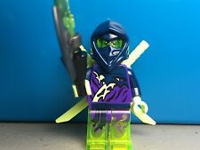 LEGO Ninjago Ninja Hackler Ghost Warrior Minifigure NEW 2015 70734 Authentic