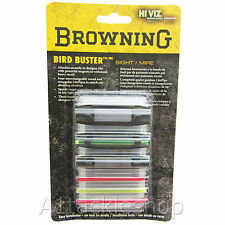 Browning BirdBuster Universal Hi Vis Magnetic Shotgun Sight Bead Game and Clay