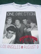 ONE DIRECTION 2013 tour L.A. concert SMALL T-SHIRT take me home