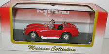 KYOSHO 1/43 03011R SHELBY COBRA 427 S/C RED