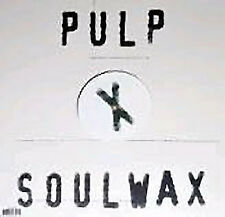 Pulp Vs Soulwax, NEW/MINT Limited edition 12 inch single (RSD 2013 release)
