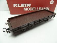 Klein Modellbahn 3271 - HO - ÖBB - Flachwagen der ÖBB - Typ Klmmo - TOP in OVP