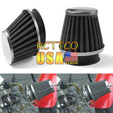 2pcs Intake Air Filter 48MM For Motorcycle Cleaner replacement Parts Motor