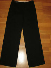 next black slouch trousers size 6 petite leg 29 brand new with tags