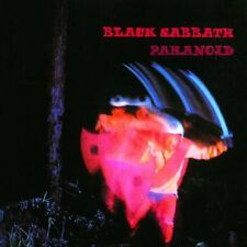 BLACK SABBATH PARANOID NEW SEALED VINYL LP & CD REISSUE IN STOCK