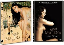 Malena / Malèna (2000) *Uncut Version - Monica Bellucci [Blu-ray]+[DVD] *NEW